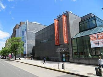 Музей в Нью-Йорке