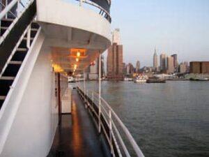 Прогулочный круиз по Нью Йорку