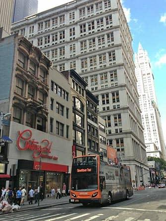 Советы по шоппингу в Нью-Йорке