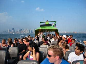 Circle Line: круиз на лодке The Beast в Нью-Йорке