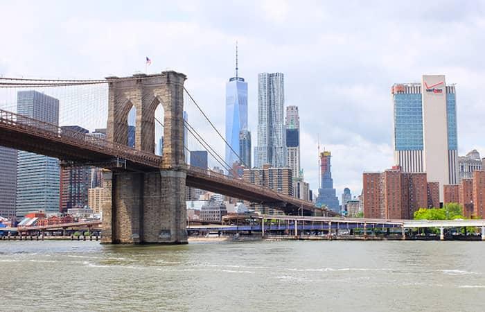 Circle Line: Лучший круиз в Нью-Йорке - Brooklyn Bridge