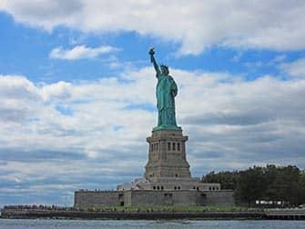 Circle Line: Лучший круиз в Нью-Йорке - Статуя Свободы