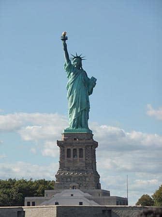 Circle Line круиз к Статуи Свободы - Статуя Свободы