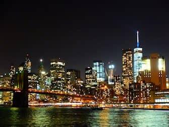 Прогулочный круиз по Нью-Йорку с ужином