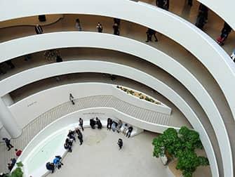 Guggenheim в Нью-Йорке