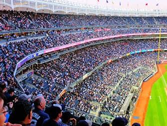 Билеты на New York Yankees - стадион