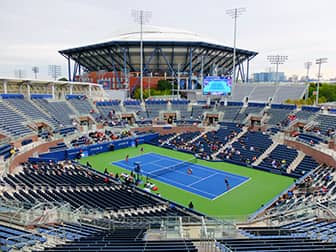 US Open Tennis в Нью-Йорке - Arthur Ashe