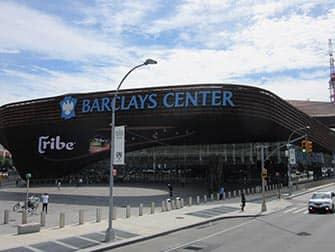Бруклин Barcleys Center