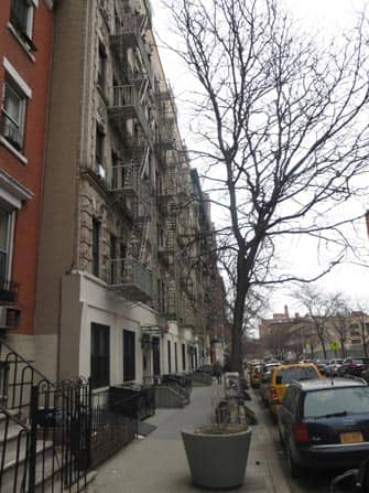Ист-Виллидж в Нью-Йорке улицы
