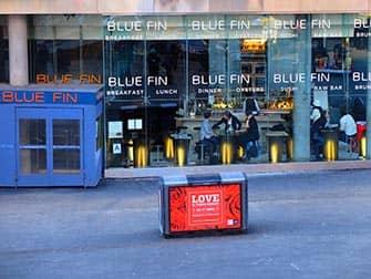 Лучшие суши в Нью-Йорке Blue-Fin