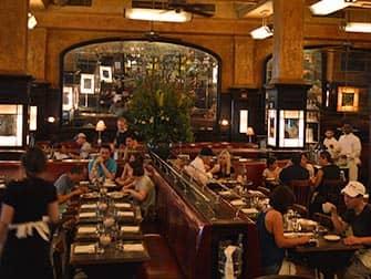 Обед в Нью-Йорке