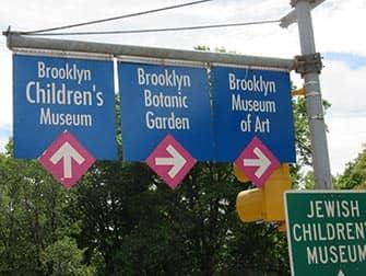 Район Бруклин Нью-Йорк