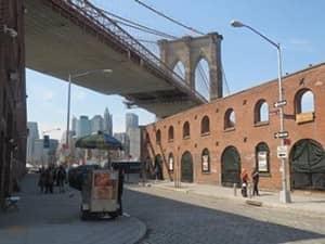 Район Бруклин в Нью Йорке