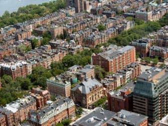 Тур по Новой Англии Ньюпорт, Кейп-Код и Бостону