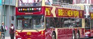 Big Bus в Нью Йорке