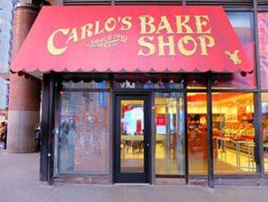 Кондитерская Carlo's Bakery Cake Boss в Нью-Йорке