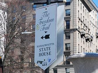 Однодневная экскурсия в Бостон из Нью-Йорка - Freedom Trail