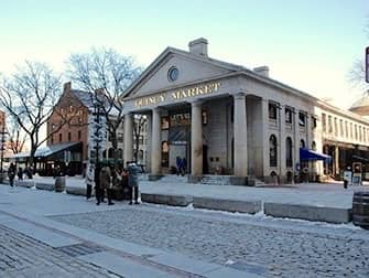 Однодневная экскурсия в Бостон из Нью-Йорка - Quincy Market