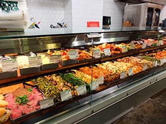 Обед в Нью-Йорке - Супермаркет Whole Foods