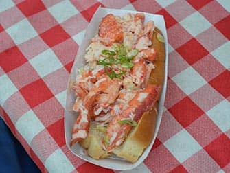 Рынки в Нью-Йорке - Lobster Roll
