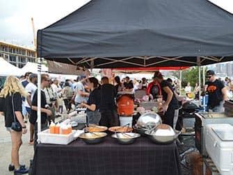 Рынки в Нью-Йорке - Smorgasburg