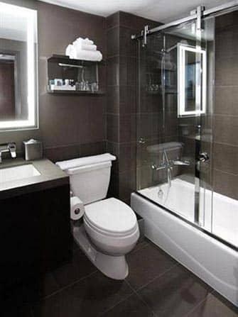 Novotel Times Square - Ванная комната