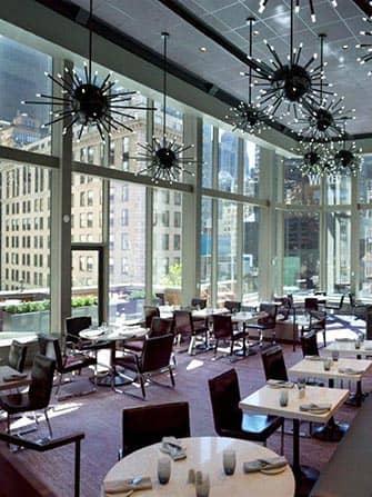 Novotel Times Square - Ресторан