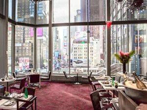 Novotel Times Square Hotel в Нью-Йорке