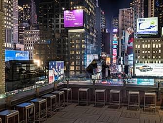 Novotel Times Square - Тераса