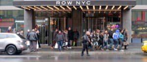 Row NYC Hotel в Нью Йорке