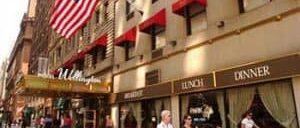Wellington Hotel в Нью Йорке