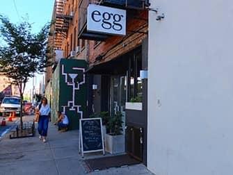 Уильямсберг в Бруклине - Egg