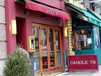 Вегетарианские рестораны в Нью-Йорке Candle