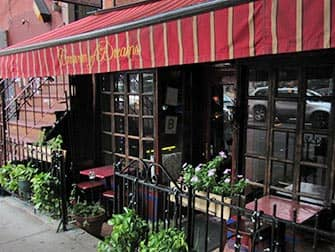 Вегетарианские рестораны в Нью-Йорке Caravan-of-Dreams