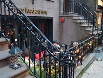 Вегетарианские рестораны в Нью-Йорке Pure-Food-and-Wine