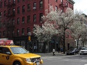 Верхний Вест Сайд в Нью Йорке