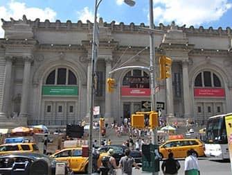 Верхний Ист-Сайд в Нью-Йорке MET