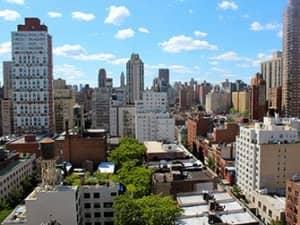 Верхний Ист Сайд в Нью Йорке