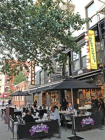 Гарлем в Нью-Йорке ресторан
