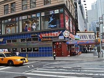 Завтрак в Нью-Йорке  Ellens-Stardust