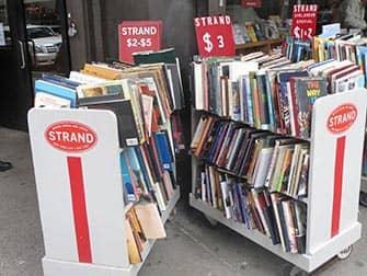 Книжный магазин Strand Book