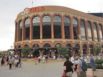 Куинс в Нью-Йорке стадион
