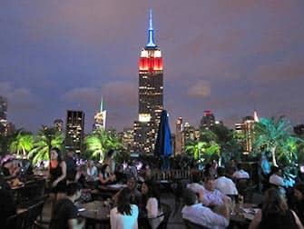 Лучшие бары на крышах в Нью-Йорке 230-Fifth