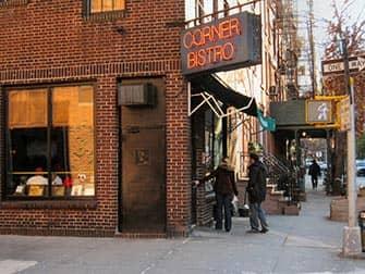 Лучшие бюргеры в Нью-Йорке Corner-Bistro