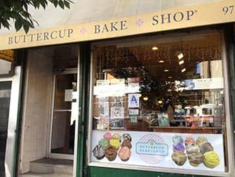 Лучшие капкейки в Нью-Йорке Buttercup-Bake-Shop