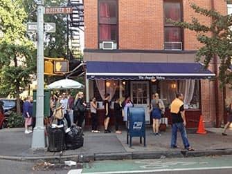 Лучшие капкейки в Нью-Йорке Magnolia-Bakery