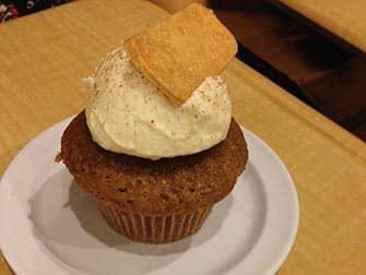 Лучшие капкейки в Нью-Йорке Mollys Cupcakes