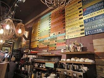 Лучшие кофейни и бейгл бары Grey-Dog