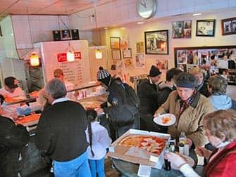 Лучшие пиццерии в Нью-Йорке Joes-Pizza