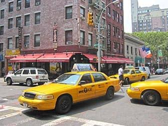 Лучшие пиццерии в Нью-Йорке Lombardis